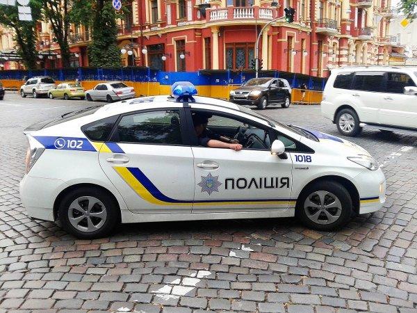 В Киеве взорвалось авто с журналистом, работавшим в Донбассе