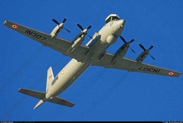 В интернете появилось еще одно видео аварийного приземления Ил-38