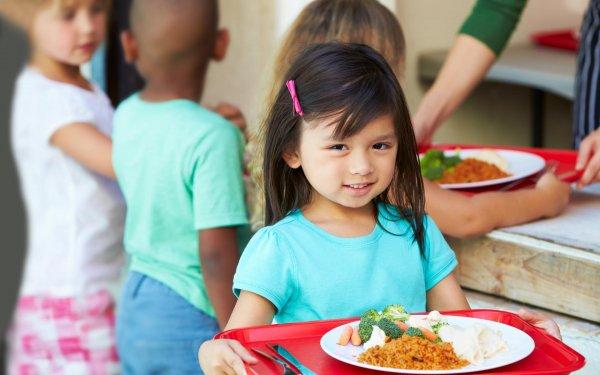 В детсаду педагоги заставили девочку вылизывать поднос для еды