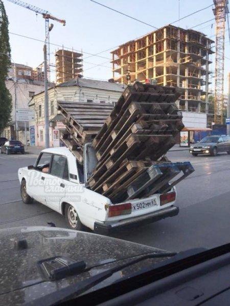 Трансформер по-ростовски: Городская