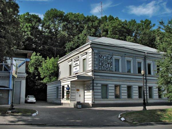Казаки сорвали фестиваль гражданского искусства в Сахаровском центре Москвы