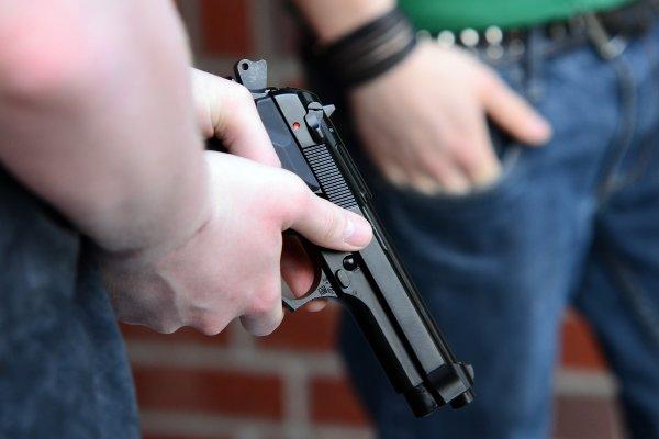 В центре Москвы в драке со стрельбой убит мужчина
