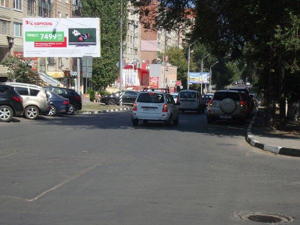 В Саратове произошло массовое ДТП с участием такси