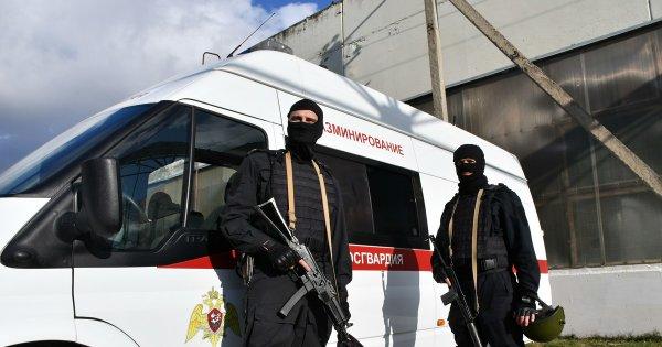 В Кирове Росгвардия задержала обнаженного мужчину