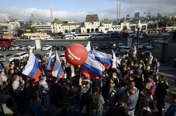 В Москве задержали сотрудника ФБК Николая Ляскина