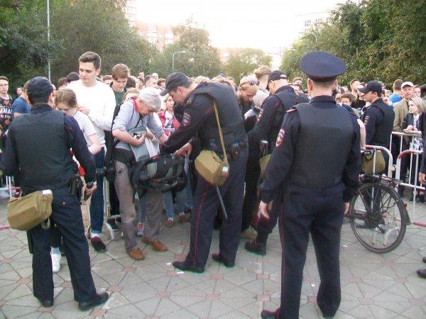 Неизвестные похитили активиста штаба Навального в Самаре
