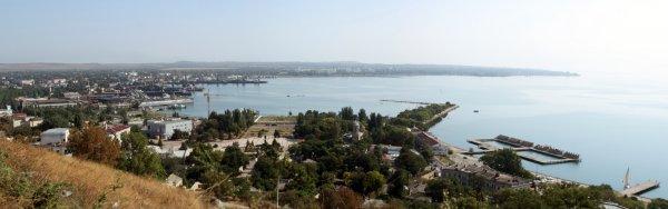 В рамках экспедиции в Керчи аквалангисты изучили затонувшие в войну суда