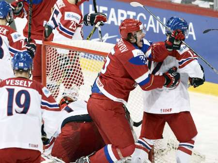 ЧМ-2018 по хоккею, Чехия – Россия 10.05.2018: прямая онлайн трансляция, прогноз