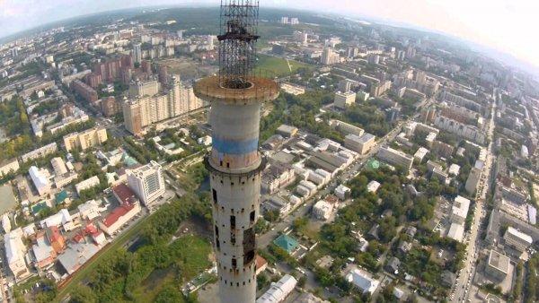 В Екатеринбурге опять взрывают телебашню