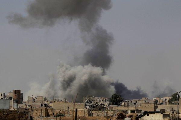 Из-за авиаудара США в Сирии погибли девять человек