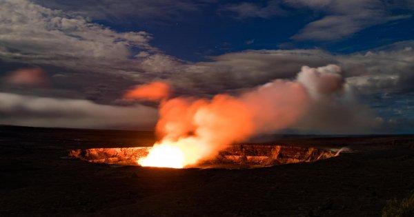 Из рая в ад: На Гавайях извержение вулкана не прекращается несколько дней
