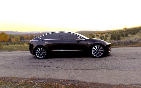 В США электромобиль Tesla на автопилоте въехал в пожарную машину