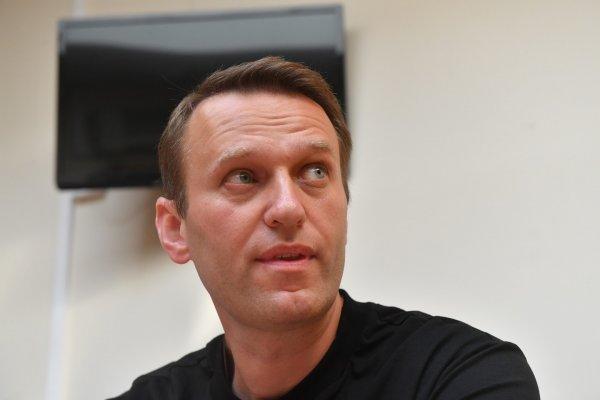 Навальный арестован на 30 суток за организацию незаконных митингов 5 мая