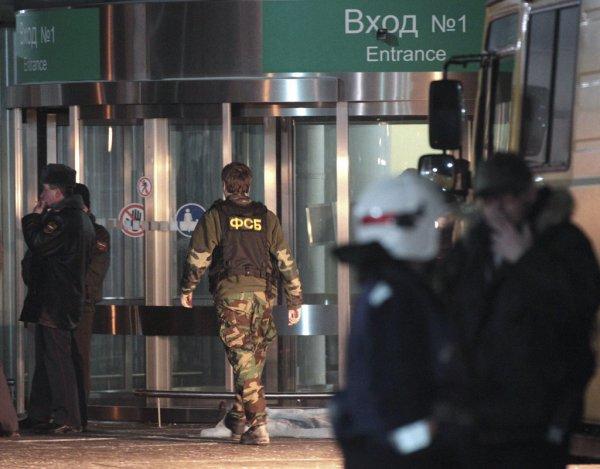 В издании Daily Storm в Москве силовики провели обыск