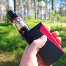 Взорвавшаяся электронная сигарета убила вейпера