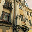 В Саратове горит культурная достопримечательность - Дом Яхимовича