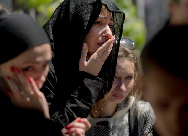 Четырежды вдова: Муж участницы «Битвы экстрасенсов» разбился в ДТП