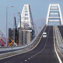 Ограждение на путепроводе у Керченского моста заменили после ДТП с грузовиком