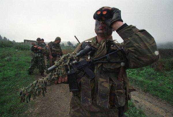 В Грозном боевики пытались захватить православную церковь