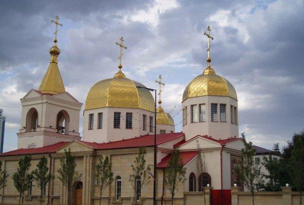 Атаковавшие церковь боевики планировали напасть на администрацию Чечни