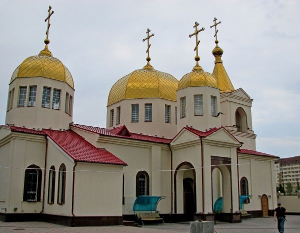 ИГ взяло ответственность за нападение на храм в Грозном