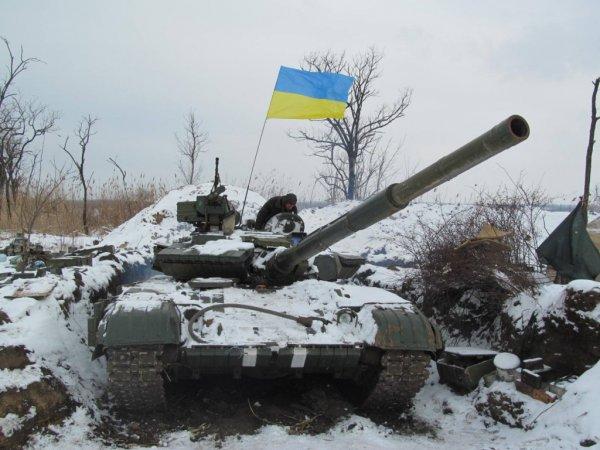 В ДНР опровергли данные о наступлении танков ВСУ