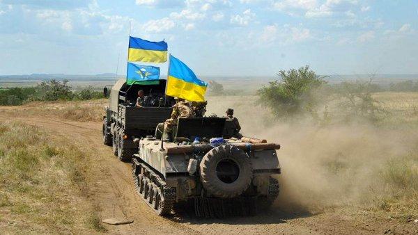 Бойцам ВСУ приказано «стягивать петлю» вокруг Донецка