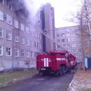 В Перми из-за взрыва газа в многоэтажном доме начался пожар