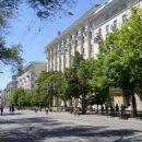 Из-за неисправного светофора в Ростове появились пробки и произошли аварии