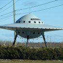 В Приморском крае падение НЛО сняли на камеру