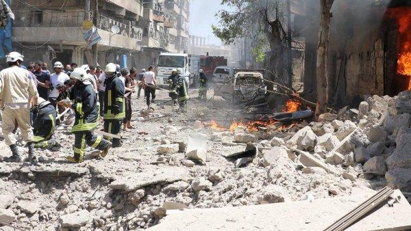 В Сирии погибли российские военные советники после атаки боевиков