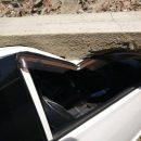 Страшный ураган в Астрахани: На машины падают деревья и бетонные столбы