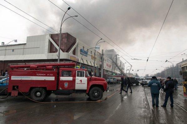 Обвиняемого по делу «Зимней вишни» пожарного направили на психиатрическую экспертизу