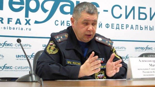 СК обвинил главу кемеровского МЧС в найме несуществующих сотрудников
