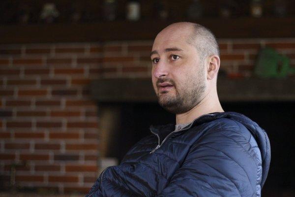 Лена Миро предположила, почему Аркадия Бабченко всё-таки не стали убивать