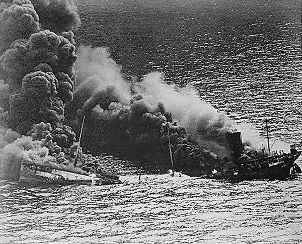 В Севастополе найдено погибшее в первый день ВОВ судно Черноморского флота