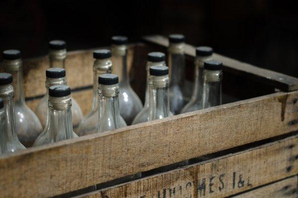 В Подмосковье был найден склад с фиктивным алкоголем на сумму 11 миллионов рублей