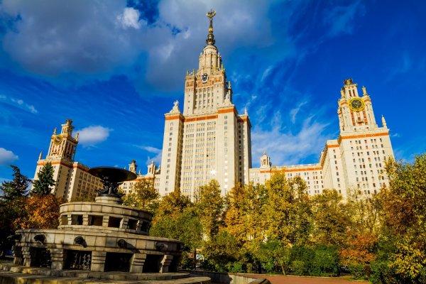 Студенты МГУ предстанут перед судом за вандализм указателя к ЧМ-2018