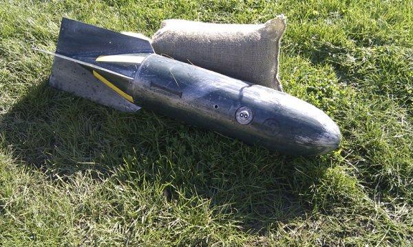 В Петербурге на стройке нашли бомбу весом 200 кг