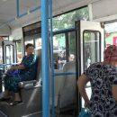 В Волгограде пассажиры устроили разборки в автобусе и попали на видео