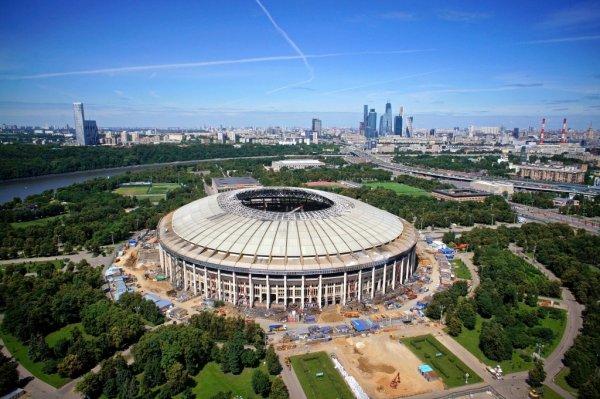 Жительница Клина «заминировала» стадионы ЧМ-2018