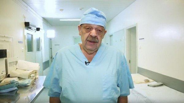Известный кардиохирург Яков Бранд скончался