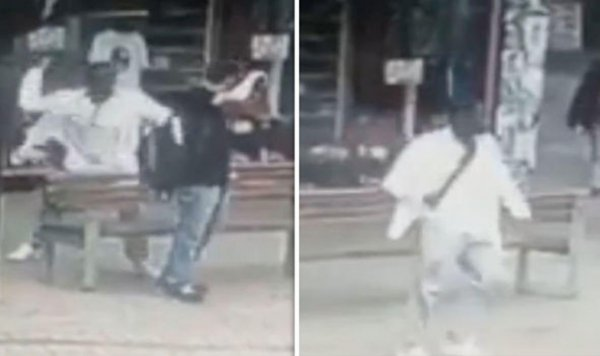 В Бирмингеме на посетителя торгового центра напали с мачете