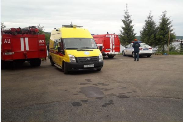В Татарстане ребенок завел машину и утонул в реке