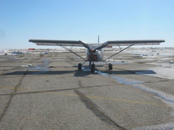 Один человек погиб в результате столкновения самолетов над Аляской