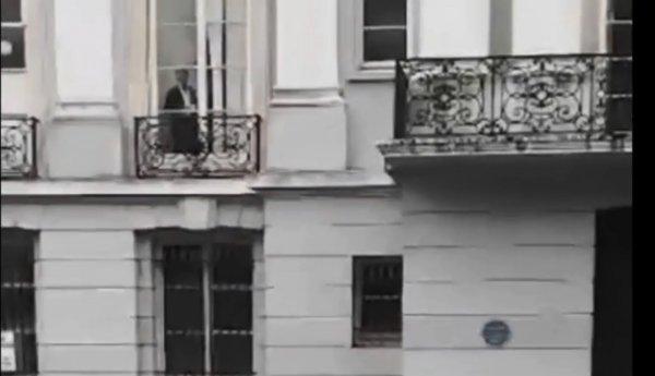 Британка сняла на видео, как признак следит за ее 5-летним сыном
