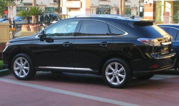 В Ростове ТЦ не собирается выплачивать компенсацию за расплавленный Lexus
