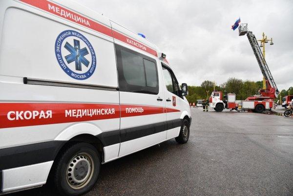 Медики рассказали о состоянии восьми пешеходов, сбитых таксистом в Москве