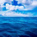 На побережье моря Намхэ запечатлен аномальный объект