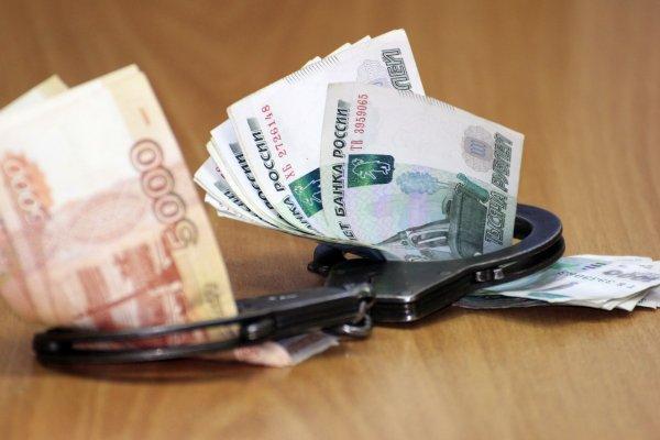 За взятку задержали главу Роспотребнадзора по Новгородской области